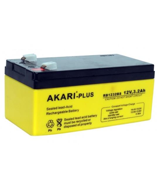 VRLA Batteries- RB1232BS AKARI-PLUS